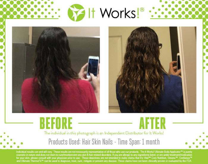 Hair Skin Nails – Before and Afters | To Be Healthy Today