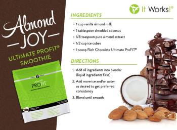 Almond Joy Smoothie