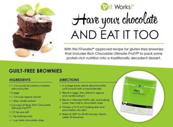 Profit Brownies