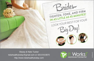 The Big Day for Brides