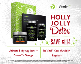 Holly Jolley Detox