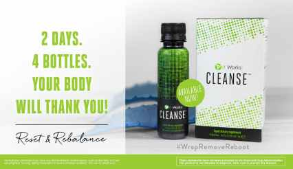 IW System Cleanser